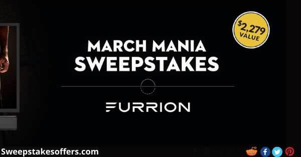 World Wide Stereo March Mania Sweepstakes