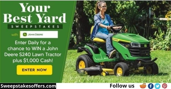 Better Homes and Gardens Your Best Yard Giveaway