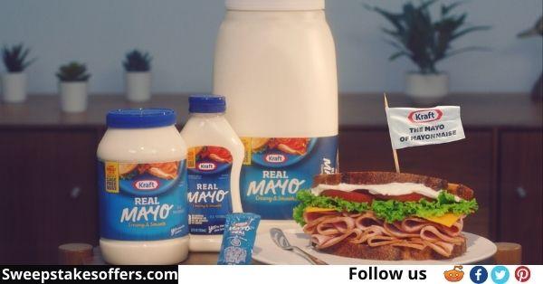 Kraft Overcoming Mayophobia Sweepstakes
