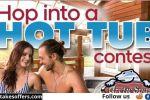 CTV Atlantic Hop Into A Hot Tub Contest