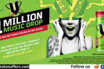 V $1 Million Music Drop Competition
