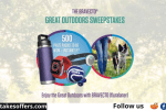 Bravecto Let's Play Great Outdoors Instant Win Game