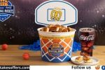 Coke Auntie Anne's Basketball Buckets Instant Win Game