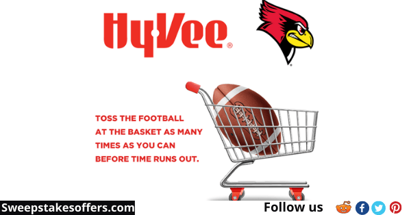 Illinois State Hy-Vee Play to Win Sweepstakes