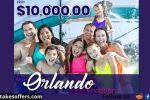 PCH $10000 Orlando Vacation Giveaway