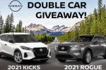 Nissan Double Car Giveaway