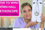Bjorn Hall Stethoscope Giveaway