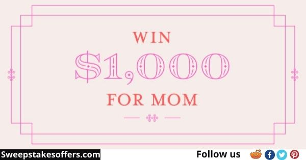 KC101 Mother's Day Giveaway