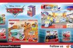 Mattel Disney Pixar Cars & Nick Jr Competition