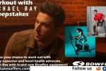 Bobby Bones Workout with Michael Ray Sweepstakes