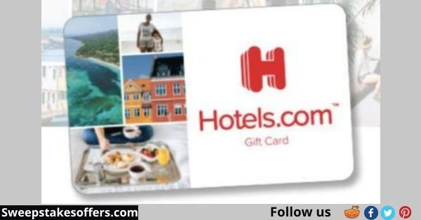 Hotels Tax Write Off Sweepstakes