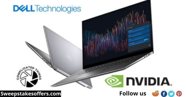Dell Precision 5750 Laptop Giveaway