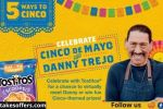 Tostitos5WaysToCinco.com