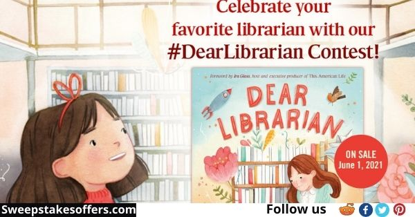 MacMillan Celebrate Your Favorite Librarian Sweepstakes