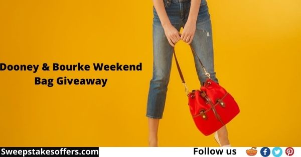 Dooney & Bourke Weekend Bag Giveaway