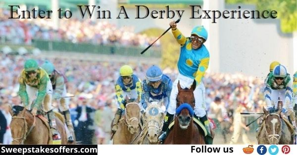 Kentucky Derby Trip Giveaway