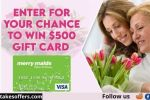 Merry Maids Mother's Day Giveaway