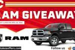 Calgary Flames Ram Giveaway