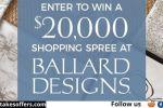 BallardDesigns.com/Sweeps