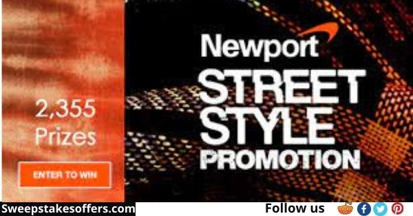 Newport Street Style Instant Win Game