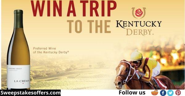 La Crema Kentucky Derby Sweepstakes