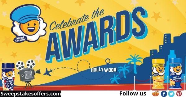 Kernel Season's Celebrate the Awards Sweepstakes