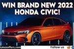Honda Civic Tour Sweepstakes