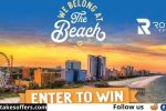 Rowdy Energy Drink Myrtle Beach Vacation Giveaway