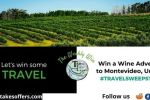 Wine Awesomeness Adventure To Montevideo Giveaway