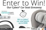 Baby Earth Cybex Car Seat Giveaway