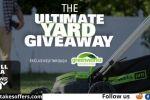 Greenworks Ultimate Yard Kit Giveaway