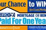 KIRO 7 Mortgage or Rent Contest