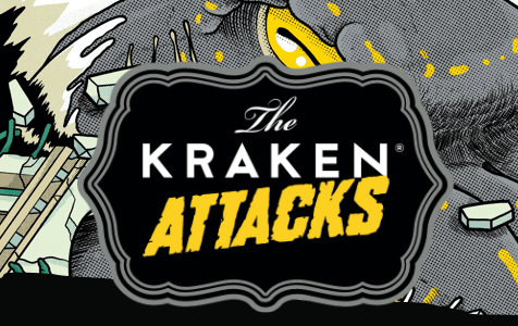 Kraken Attacks Sweepstakes