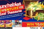 Lunchables Adventure for Lost Treasure Sweepstakes