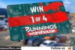 Today Show $500 Bunnings Vouchers Competition