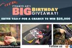 Pyramyd Air Big Birthday Giveaway