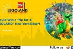 Valpak Legoland New York Sweepstakes