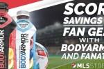 Bodyarmor Wawa MLS Sweepstakes