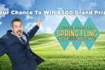 Game Show Network Common Knowledge Spring Fling Sweepstakes