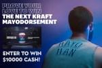 Kraft Mayodorsement Contest