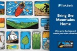 TIAA Bank Bring the Mountains Home Sweepstakes