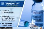 Kroger's Community Immunity Giveaway