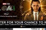 Disney Canada Loki Contest