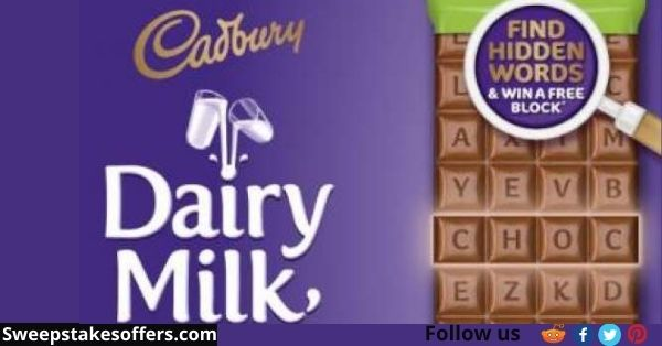 Cadbury Word Search Competition