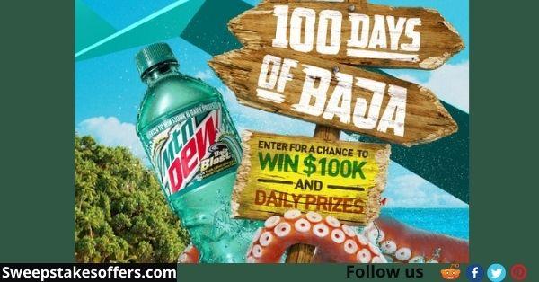 100DaysOfBaja.com