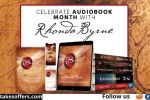 Celebrate Audiobook Month with Rhonda Byrne Sweepstakes