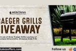 Cavenders & Montana Silversmiths Traeger Grill Sweepstakes