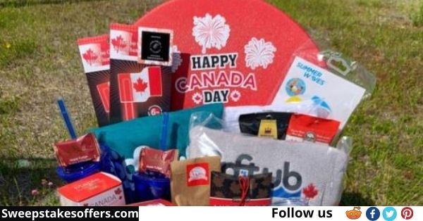 Softub Canada Day Giveaway