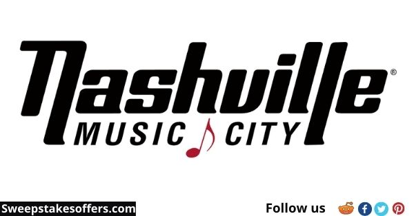 Would You Go With Me to Music City Giveaway
