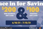 General Mills and Weis Markets Race Into Savings Sweepstakes